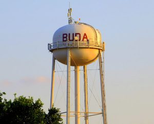 Buda Water Tower