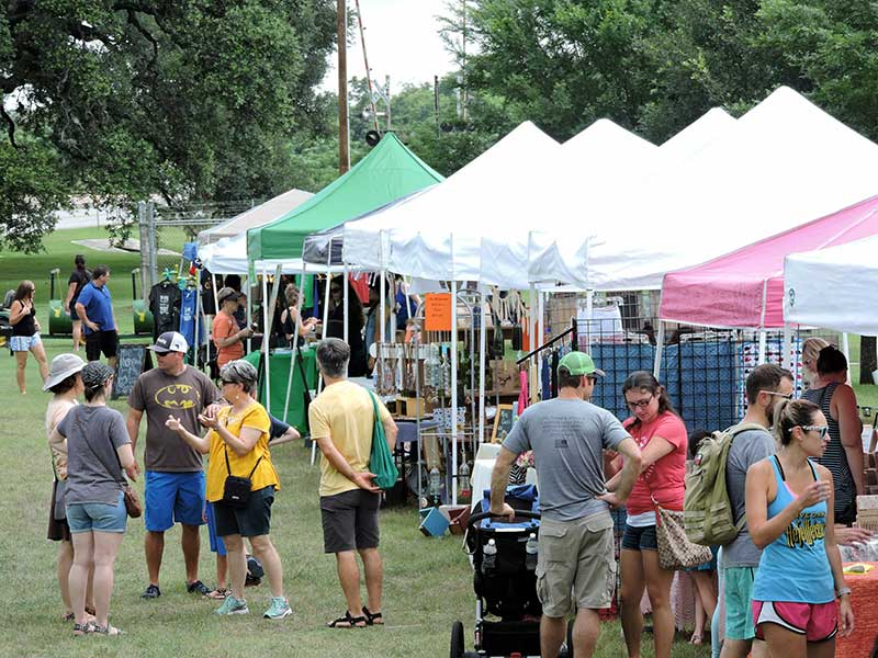 Market In The Park | Buda Area Chamber of Commerce